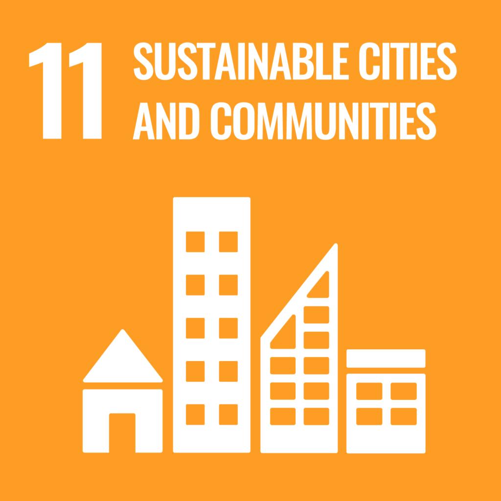 ODS Wenalyze 11 ciudades y comunidades sostenibles