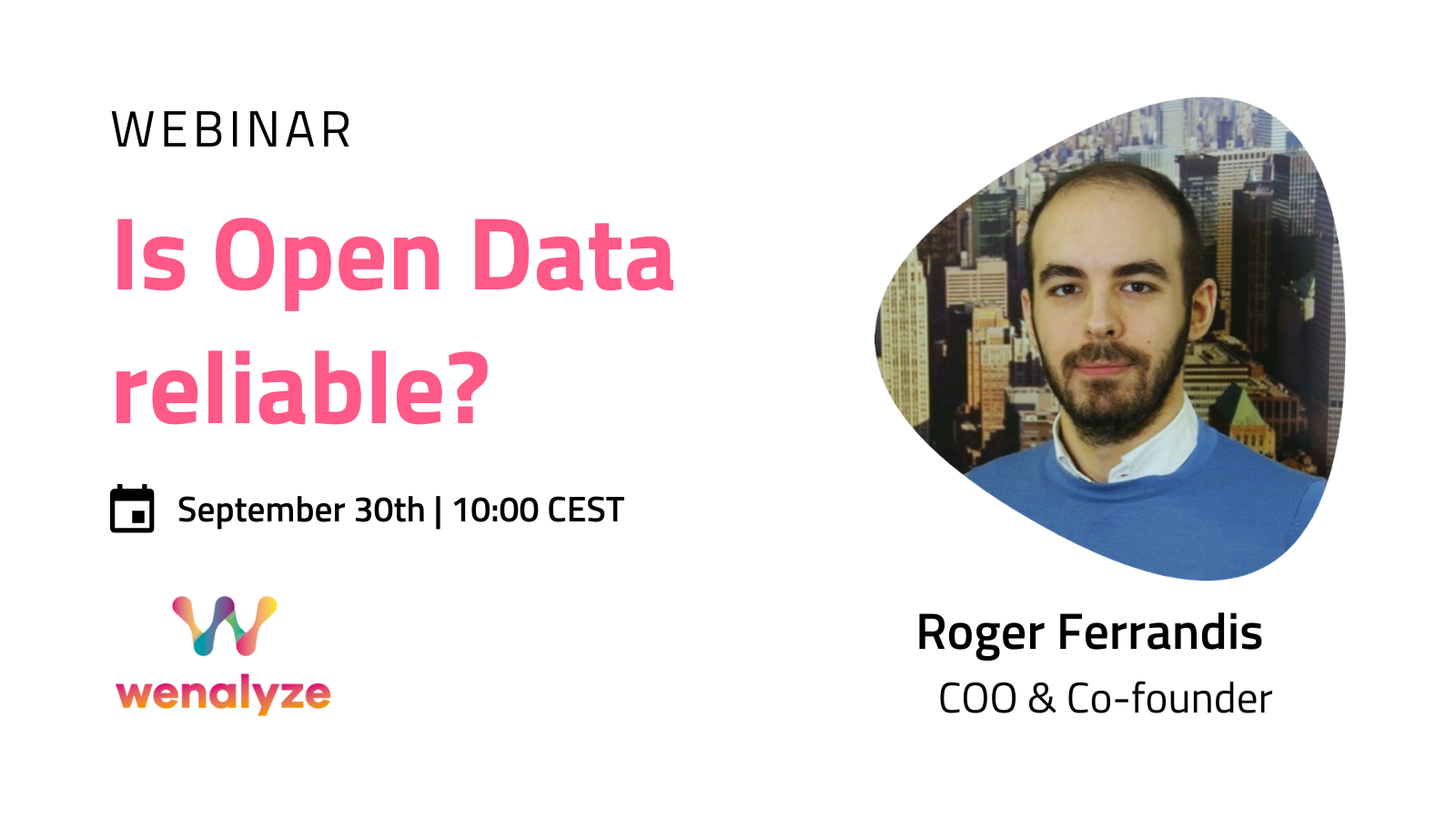 Is Open Data Reliable for Insurance