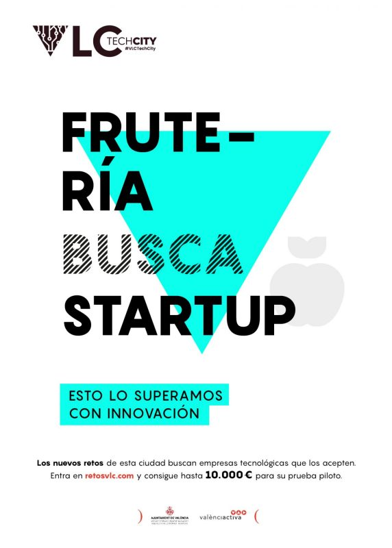 Frutería busca startup Retos Valencia